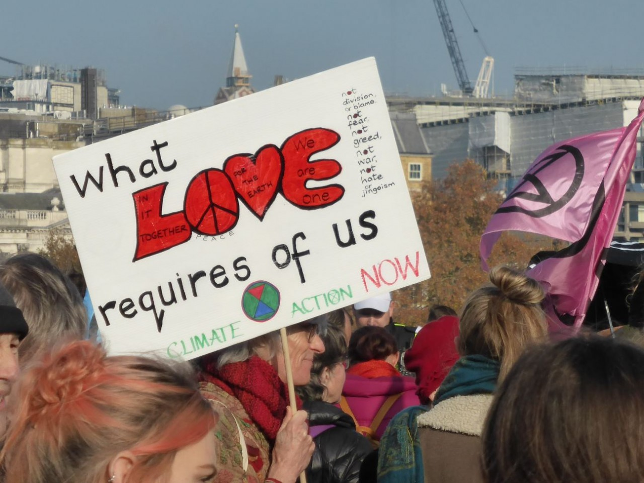 Quakers and Extinction Rebellion